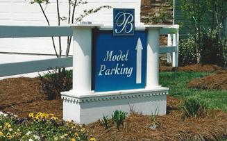 model parking